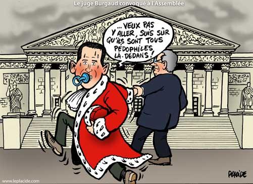Outreau: Le juge Burgaud était un peu trop jeune pour l'affaire