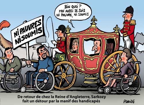 31 Sarkozy Bruni Revolte Dans La Mode Manifeste