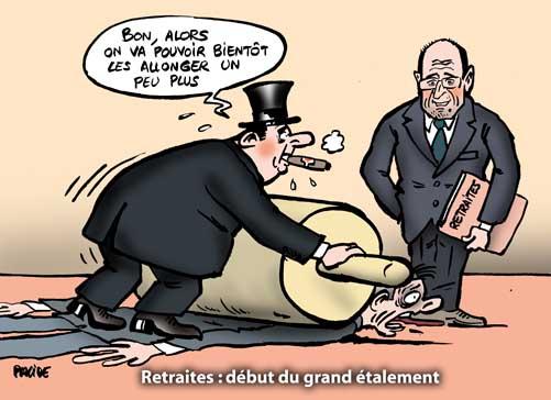 Ouverture des négociations sur la réforme des retraites