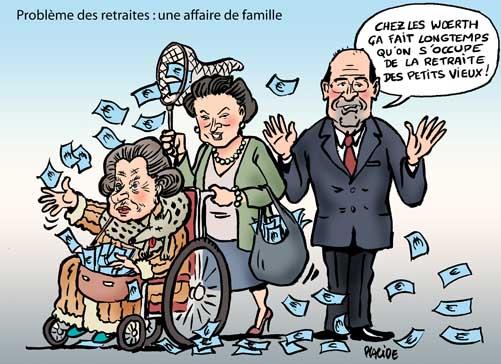 Affaire Bettencourt : La mauvaise fortune des Woerth