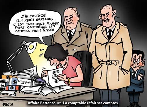Affaire Bettencourt : la comptable revient sur certaines déclarations
