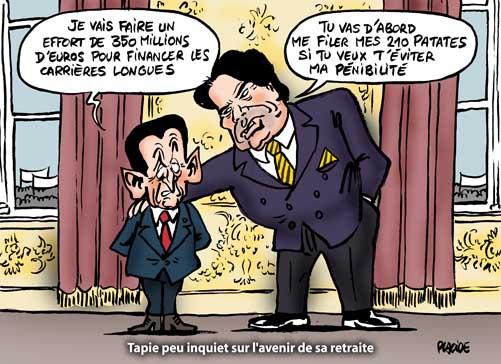 Réforme des retraites - Les dernières propositions de Nicolas Sarkozy