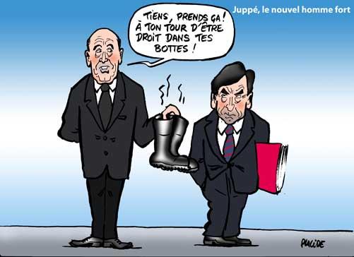 Juppé et Fillon : Le froid s'installe au sommet du gouvernement