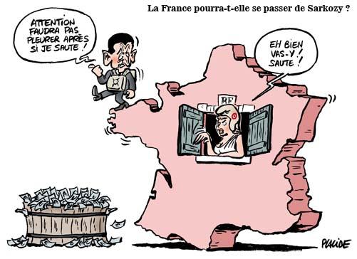 Sarkozy songerait à la défaite