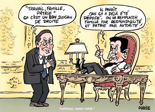 Sarkozy prêt à partir en campagne