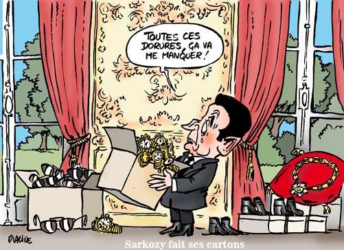 Assez Humour: Sarkozy déménage - grincheuxmarrant SK76
