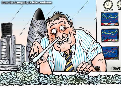 Les banques accumulent toujours les scandales