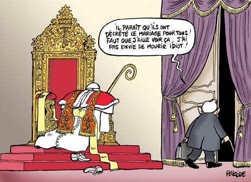 mariage pour tous-tes - Page 3 13-02-12-BenoitXVI-Placide