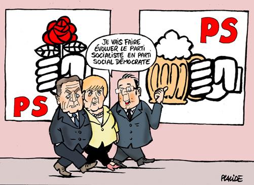 parti spd allemand