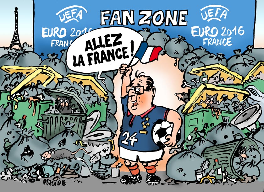 Placide Euro 2016 La France Met Les Paquets Les Dossiers De