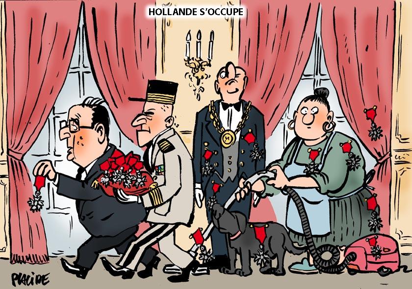Le dessin du jour (humour en images) - Page 4 17-03-14-hollande