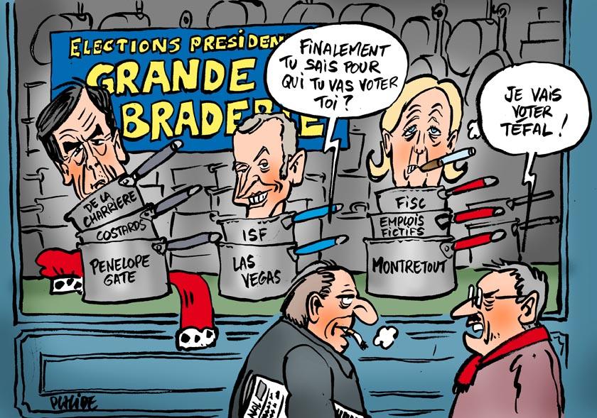 Le dessin du jour (humour en images) - Page 4 17-03-15-fillon-macron-marine-lepen