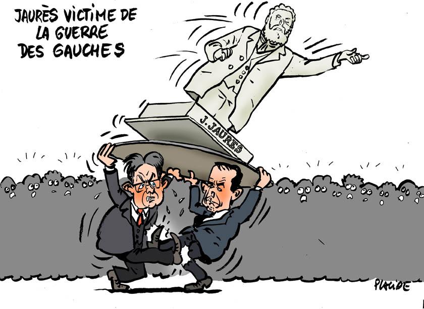 Le dessin du jour (humour en images) - Page 4 17-03-20-melenchon-hamon