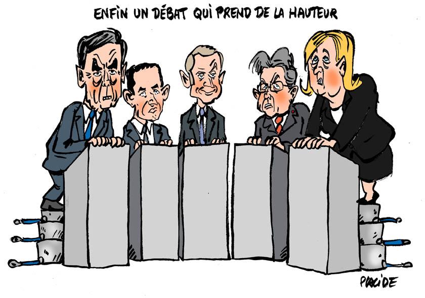 Le dessin du jour (humour en images) - Page 4 17-03-21-macron-fillon-melenchon-hamon-lepen
