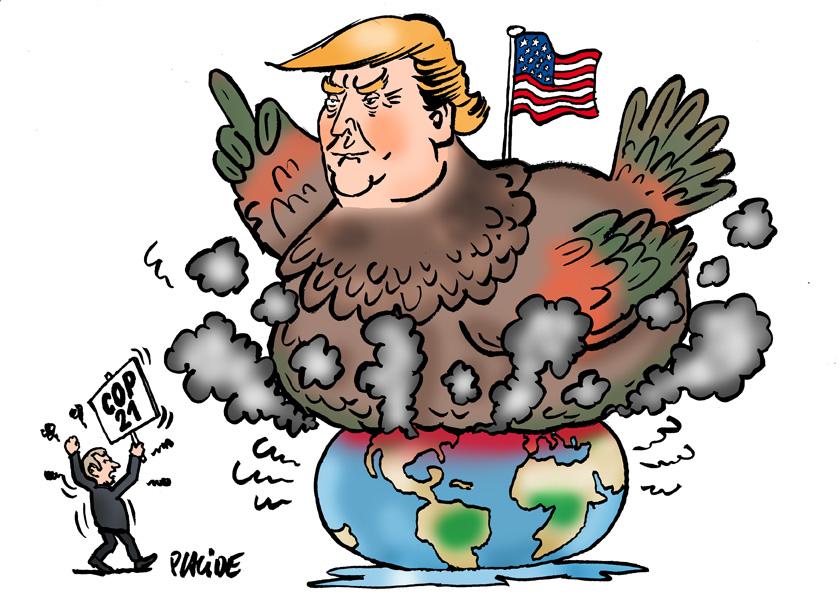 Le dessin du jour (humour en images) - Page 6 17-06-02-trump-macron-cop21