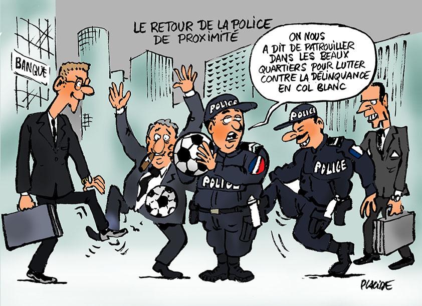 Le dessin du jour (humour en images) - Page 13 17-10-19-police840