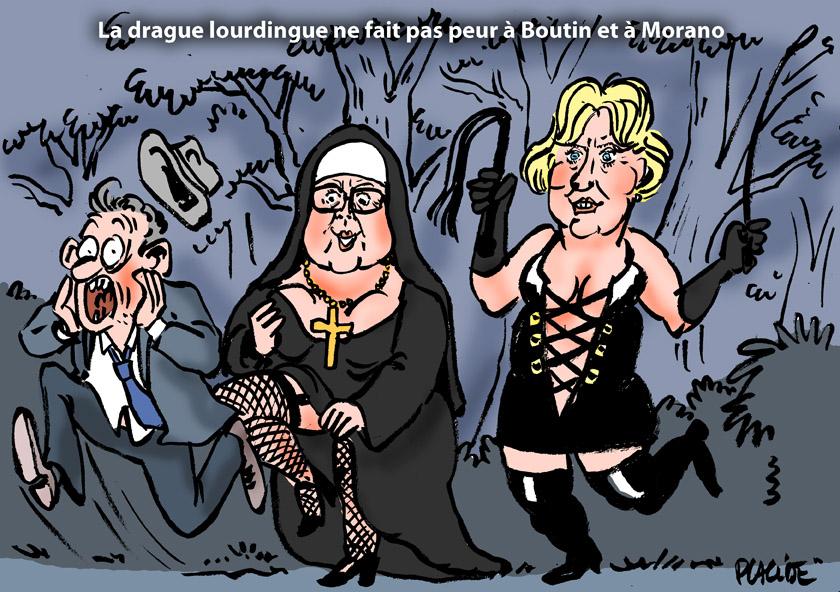 Le dessin du jour (humour en images) - Page 11 18-01-10-boutin-morano