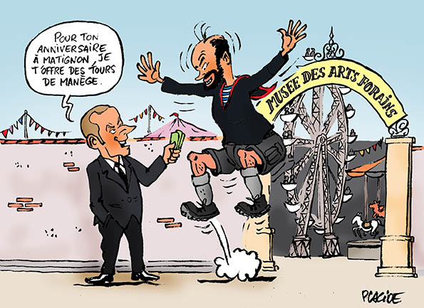 Le dessin du jour (humour en images) - Page 16 18-05-15-macron-philippe