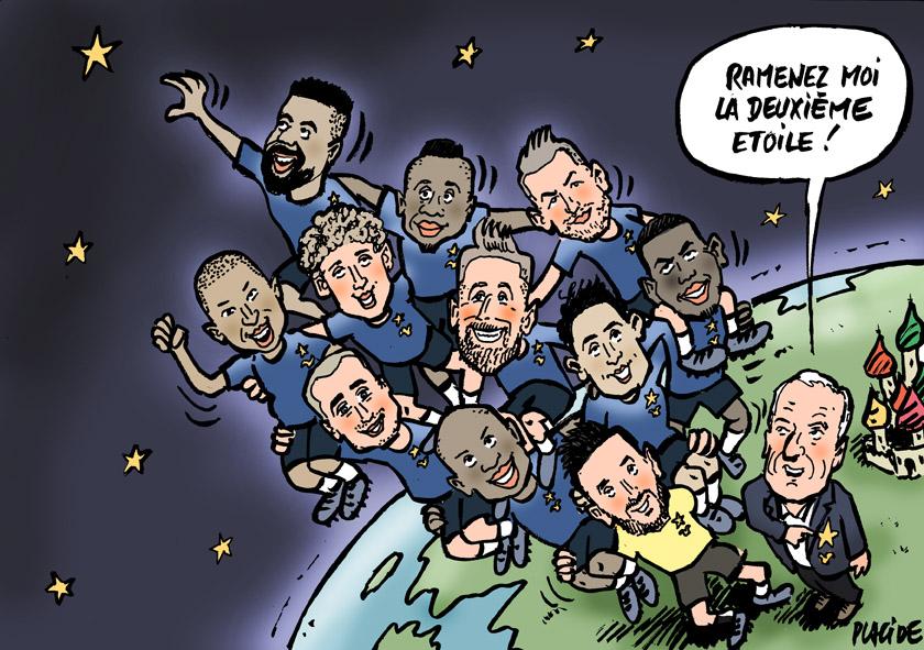 Le dessin du jour (humour en images) - Page 17 18-07-11-deschamps
