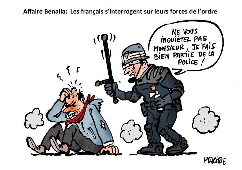 Le dessin du jour (humour en images) - Page 18 18-07-26-benalla