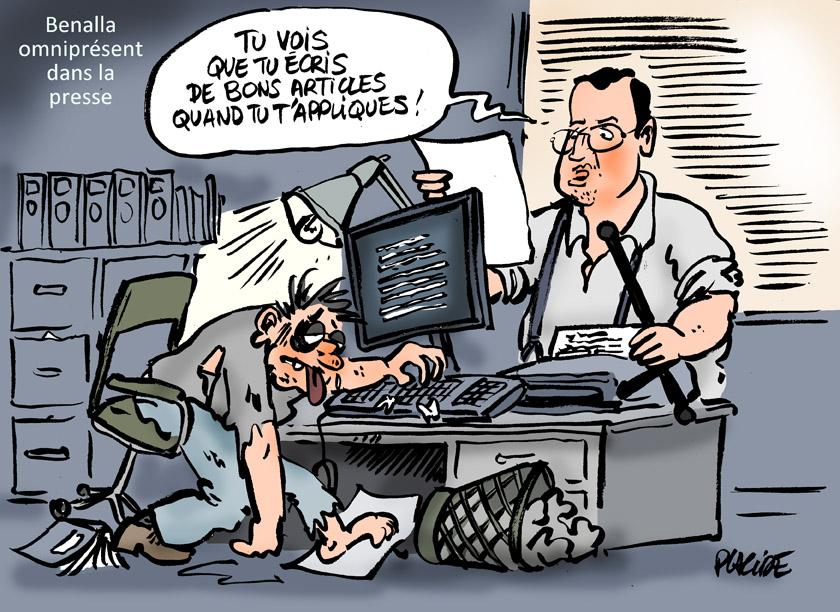 Le dessin du jour (humour en images) - Page 18 18-07-30-benalla