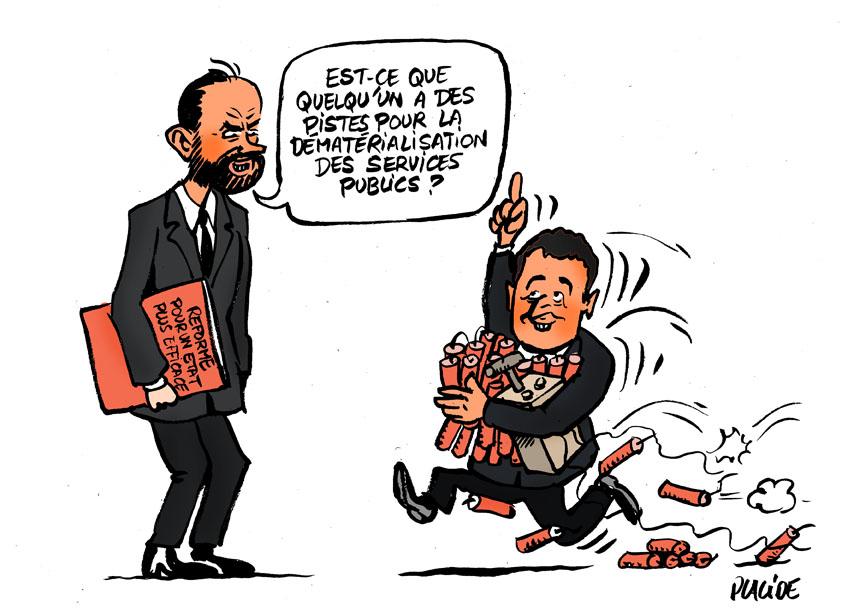 Le dessin du jour (humour en images) - Page 20 18-10-30-edouard-philippe-darmanin