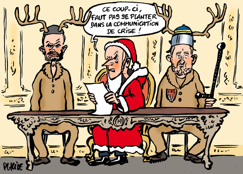 Le dessin du jour (humour en images) - Page 22 18-12-09-philippe-castaner-macron