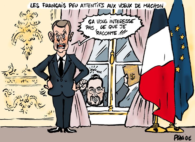Le dessin du jour (humour en images) - Page 22 19-01-01-macron-benalla