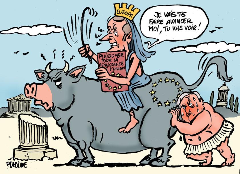 Le dessin du jour (humour en images) - Page 26 19-03-05-macron-raffarin