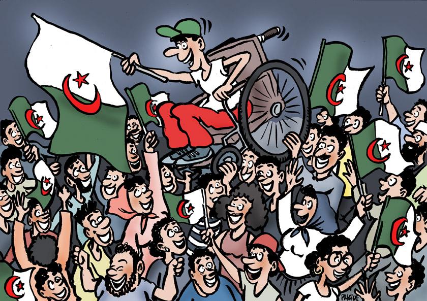 Algérie: contesté par la rue et lâché par l'armée, Bouteflika démissionne 19-04-02-algerie