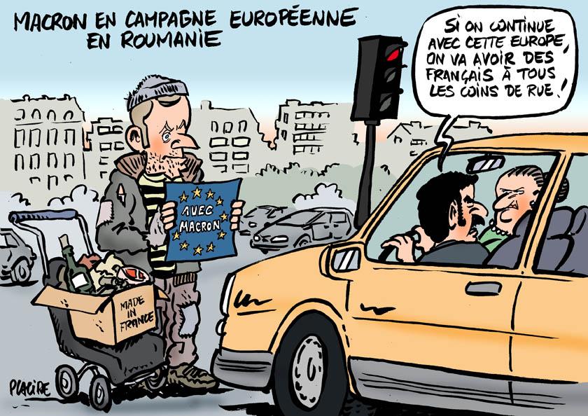 Le dessin du jour (humour en images) - Page 26 19-05-9-macron