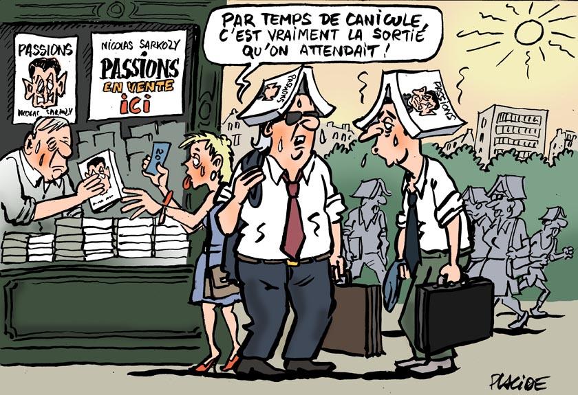 Humour Sarkozy Sort Son Dernier Livre Passions 27